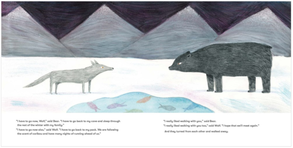 Image result for bear wolf daniel salmieri