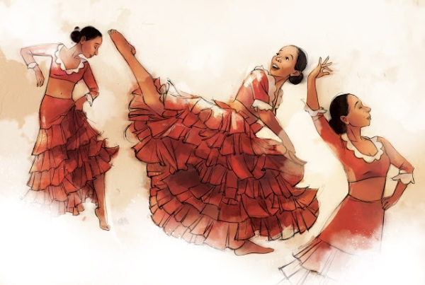 Image result for brave ballerina ebony glenn