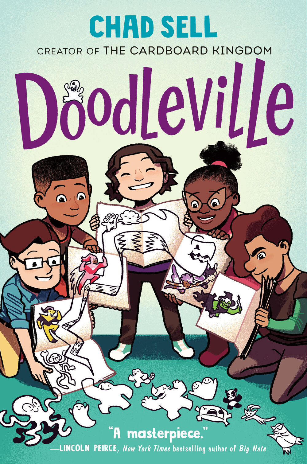 Doodleville — Chad Sell