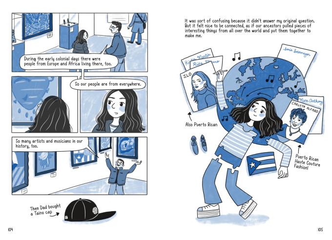 Big Apple Diaries Book - Comics and Illustration Portfolio — Alyssa Bermudez
